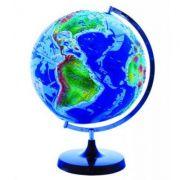Glob 3D. Lumea fizica in relief (in limba engleza)