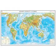 Harta fizica a lumii 1400x1000mm (GHL2F-INT-L)