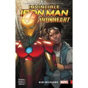 Invincible Iron Man: Ironheart Vol. 1 - Riri Williams - Brian Michael Bendis