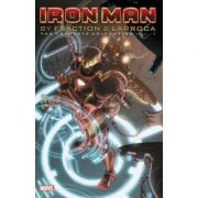 Iron Man By Fraction & Larroca: The Complete Collection Vol. 1 - Matt Fraction