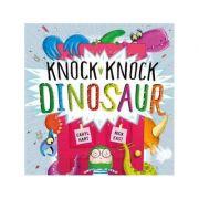Knock Knock Dinosaur - Caryl Hart