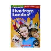 Live from London! - Sarah Johnson