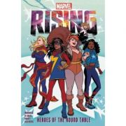 Marvel Rising: Heroes Of The Round Table - Nilah Magruder