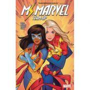 Marvel Team-up - Eve Ewing