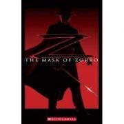 Mask of Zorro - Jane Rollason