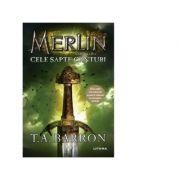 Merlin. Cele sapte canturi. Cartea a II-a - T. A. Barron