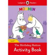 Moomin. The Birthday Button Activity Book