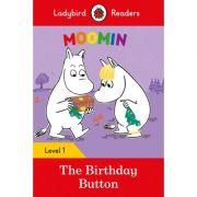 Moomin. The Birthday Button. Ladybird Readers Level 1