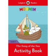 Moomin. The Song of the Sea Activity Book