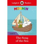 Moomin. The Song of the Sea. Ladybird Readers Level 3
