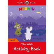 Moomin. The Wish Activity Book