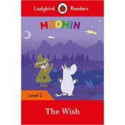 Moomin. The Wish. Ladybird Readers Level 2