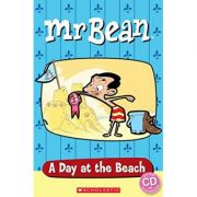 Mr Bean. A Day At The Beach - Sarah Silver