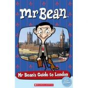 Mr Bean's Guide To London - Fiona Davis