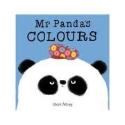 Mr Panda's Colours - Steve Antony