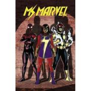Ms. Marvel Vol. 6: Civil War II - G. Willow Wilson