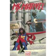 Ms. Marvel Volume 2: Generation Why - G. Willow Wilson