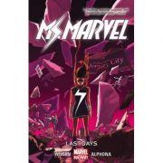 Ms. Marvel Volume 4: Last Days - G. Willow Wilson