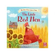My Very First Story Time: The Little Red Hen - Pat-a-Cake, Ronne Randall