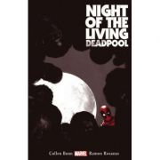 Night Of The Living Deadpool - Cullen Bunn