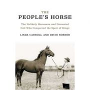 Out of the Clouds: The Unlikely Horseman and the Unwanted Colt Who Conquered the Sport of Kings - Linda Carroll, David Rosner