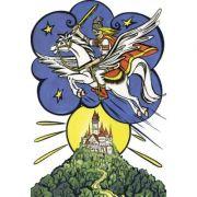 Pasarea Maiastra (secventa 1) - Plansa poveste (PP14-A)