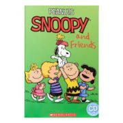 Peanuts. Snoopy And Friends - Jacquie Bloese