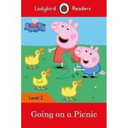 Peppa Pig. Going on a Picnic - Ladybird Readers Level 2