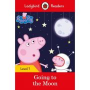 Peppa Pig Going to the Moon. Ladybird Readers Level 1