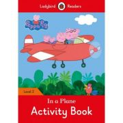 Peppa Pig. In a Plane. Activity Book