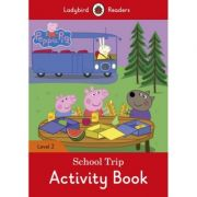 Peppa Pig. School Trip Activity Book