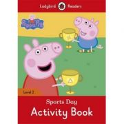 Peppa Pig Sports Day Activity book