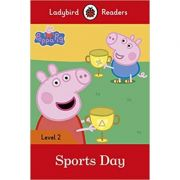 Peppa Pig Sports Day. Ladybird Readers Level 2