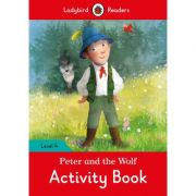 Peter And The Wolf Activity Book