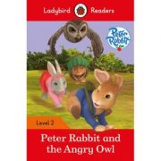 Peter Rabbit and the Angry Owl. Ladybird Readers Level 2