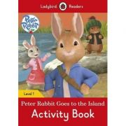Peter Rabbit Goes to the Island Activity Book. Ladybird Readers Level 1