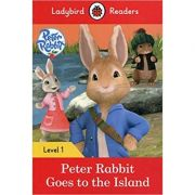 Peter Rabbit: Goes to the Island Ladybird Readers Level 1