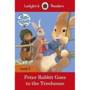 Peter Rabbit Goes to the Treehouse. Ladybird Readers Level 2