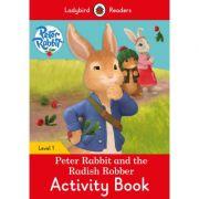 Peter Rabbit The Radish Robber Activity Book