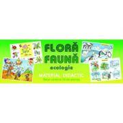 Planse Flora, fauna