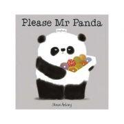 Please Mr Panda - Steve Antony