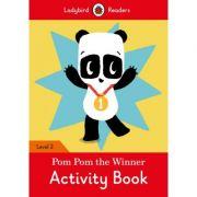 Pom Pom the Winner Activity Book. Ladybird Readers Level 2