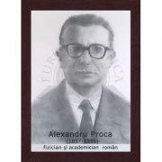 Portret - Alexandru Proca, fizician si academician roman (PT-AP)