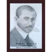 Portret - Aurel Vlaicu, inginer si inventator roman (PT-AV)