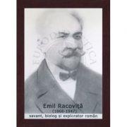 Portret - Emil Racovita, savant, biolog si explorator roman (PT-ER)