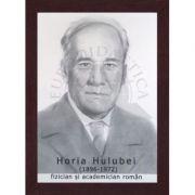 Portret - Horia Hulubei, fizician si academician roman (PT-HH)