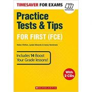 Practice Tests & Tips for First - Lynda Edwards