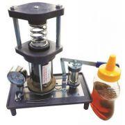 Presa hidraulica - pentru demonstrarea transmiterii presiunii prin lichide