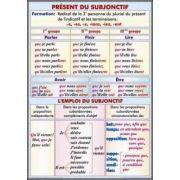 Plansa dubla - Present du Subjonctif. Lemploi du Subjonctif/ Formes du Conditionnel Present et du Conditionnel Passe (FP6)
