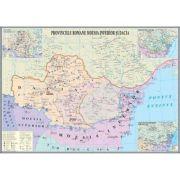 Provinciile romane Moesia Inferior si Dacia (IHA9)